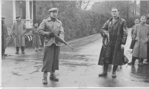 30 Modstandsfolk ved Danavej den 5. maj 1945.