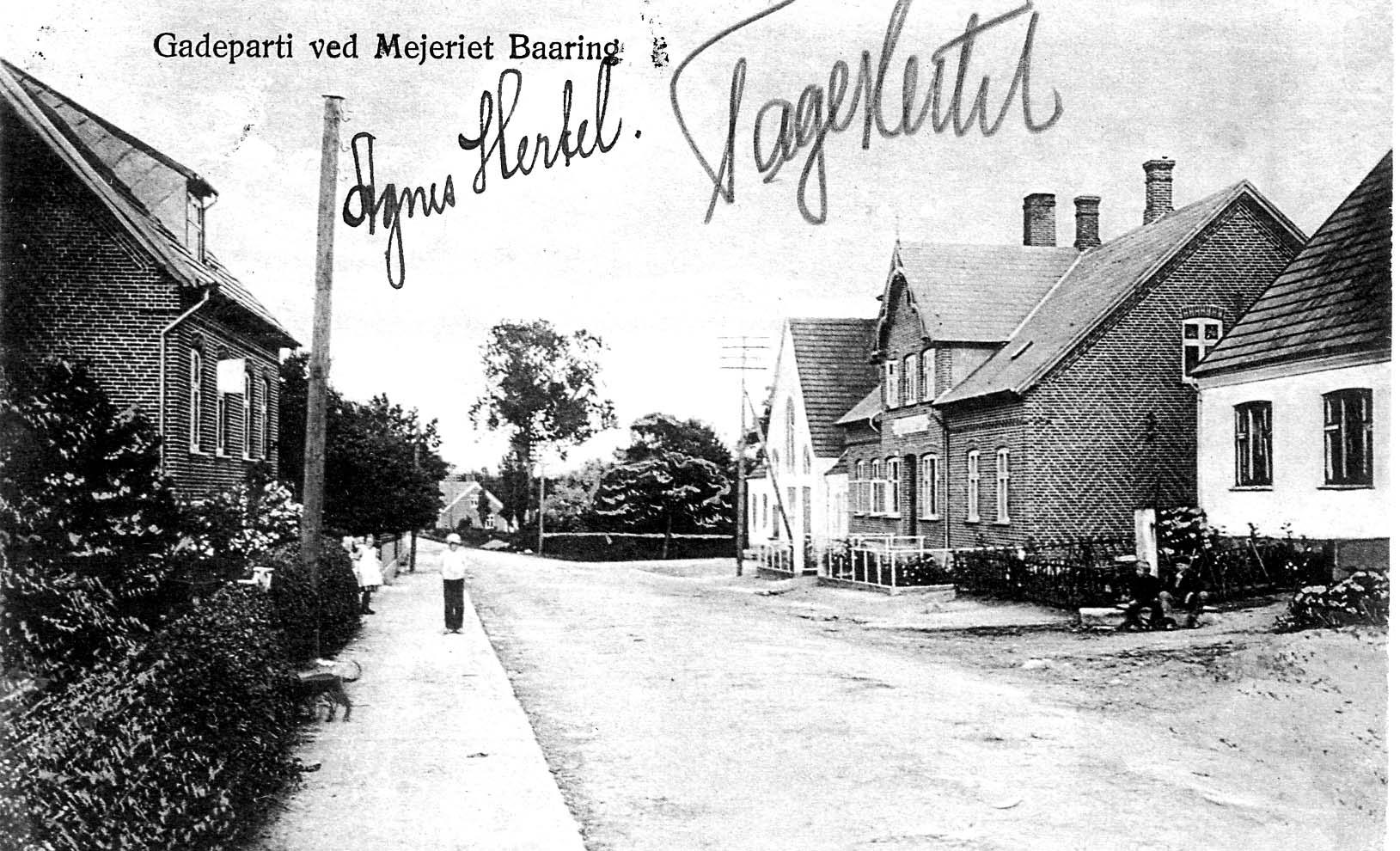 B.01334 Middelfartvej 70, 72, 74 og 77. 1915