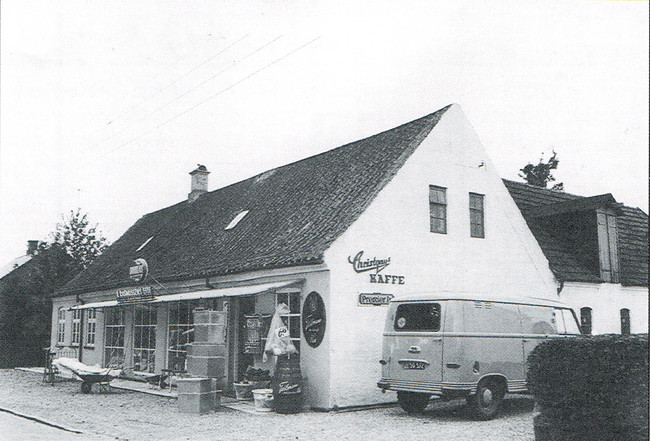 Købmandsbutikken, Byvejen 37