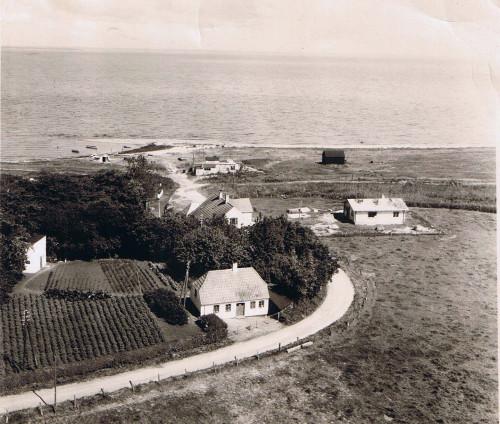 b01564 Vedelshavevej v. stranden
